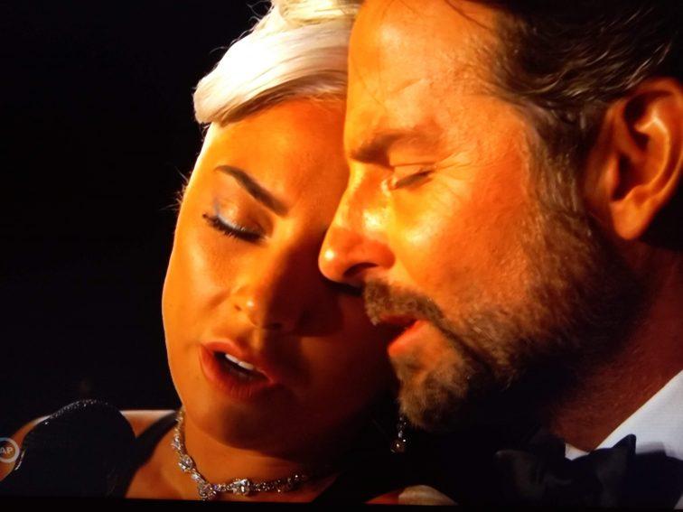 Lady Gaga Oscar-díjat kapott
