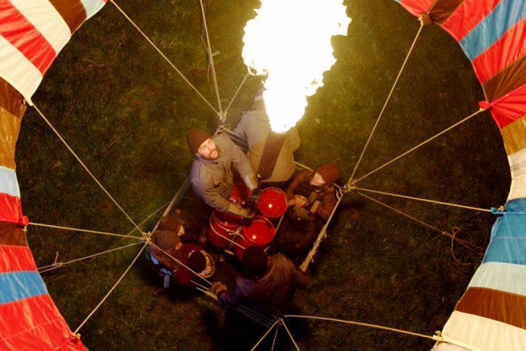 A hőlégballon