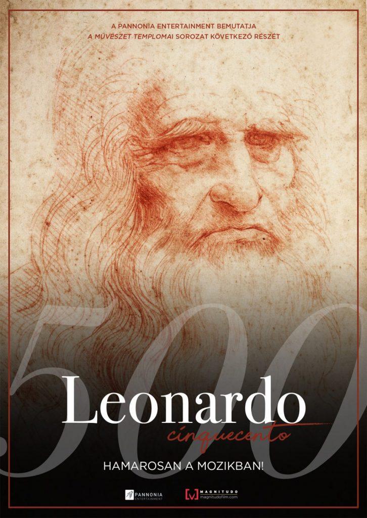 A művészet templomai: Leonardo 500 (2019)