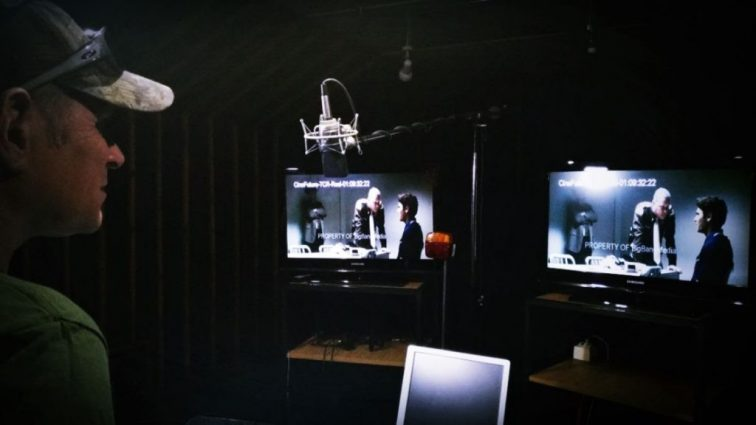 Lukács Laci szinkronizálja a Metallica frontemberét, James Hetfieldet az  Átkozottul veszett, sokkolóan gonosz és hitvány című filmben