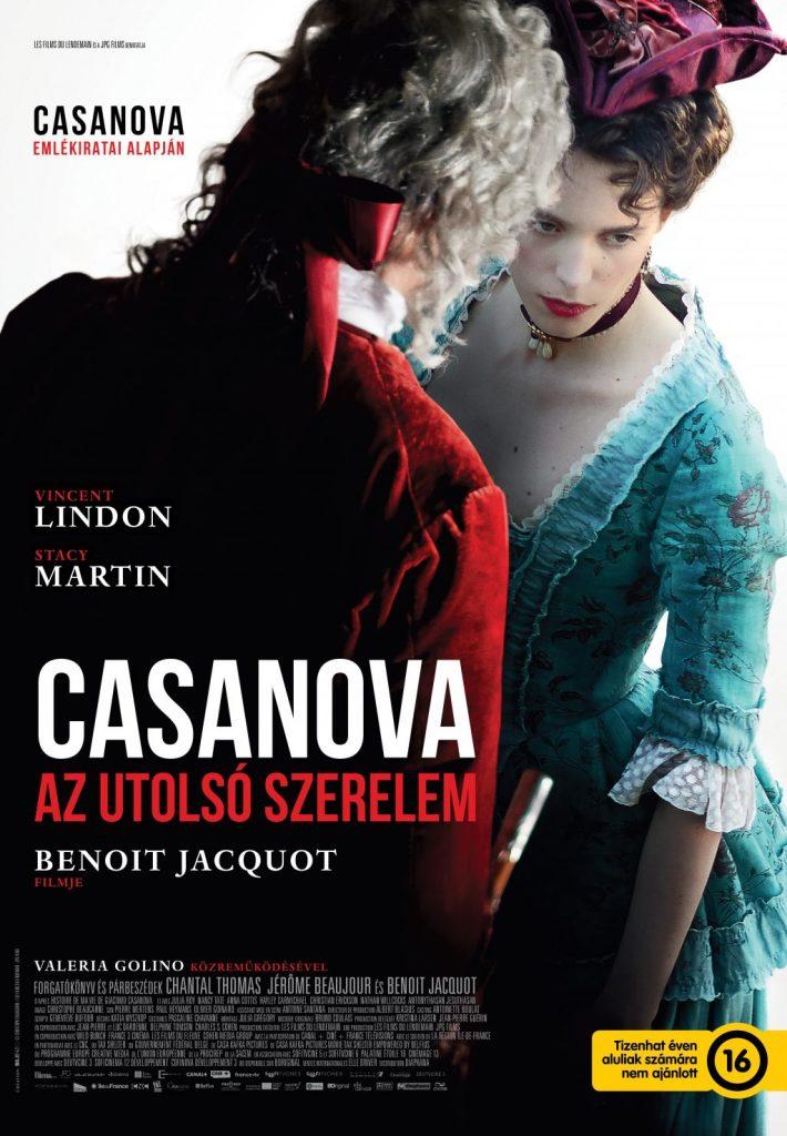 Casanova – Az utolsó szerelem (Dernier amour) 2019