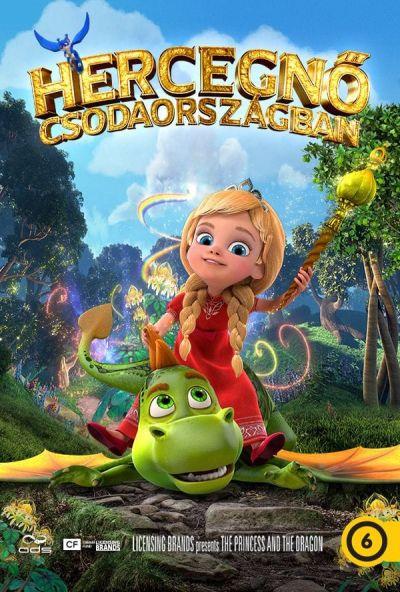 Hercegnő Csodaországban (The Princess and the Dragon / Princess in Wonderland) 2018