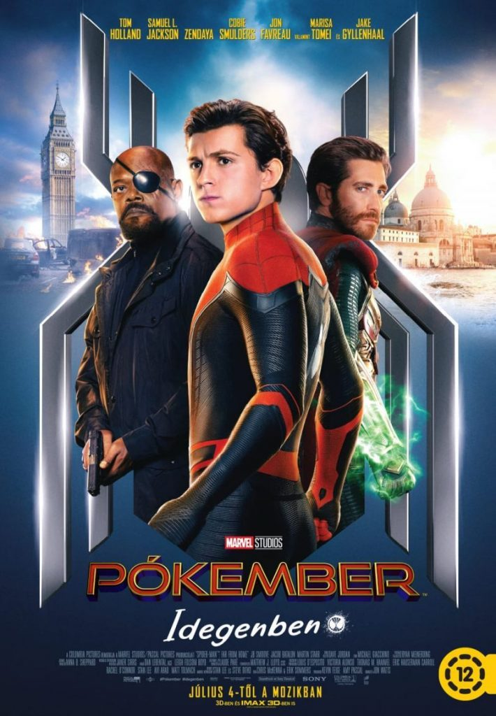 Pókember: Idegenben (Spider-Man: Far From Home) 2019