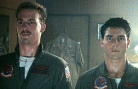 Top Gun (1986), Tom Cruise