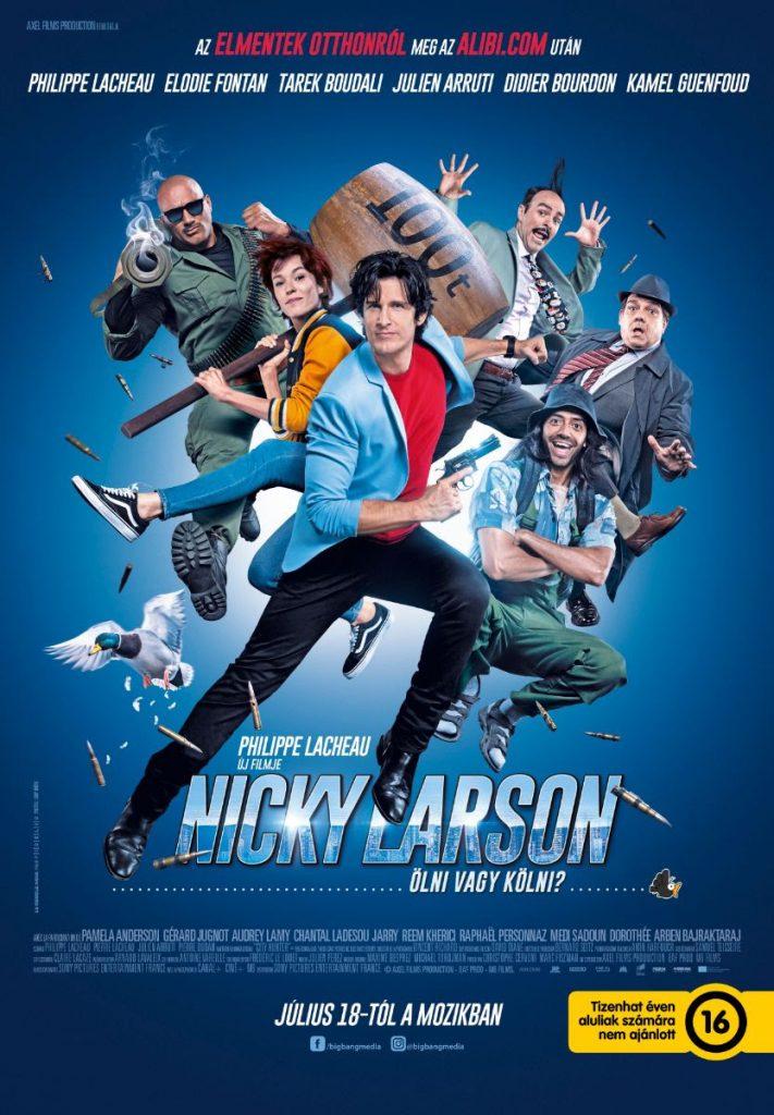 Nicky Larson – Ölni vagy kölni? (Nicky Larson et le Parfum de Cupidon) 2018