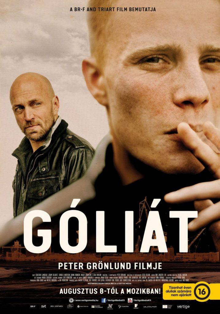 Góliát (Goliath) 2018
