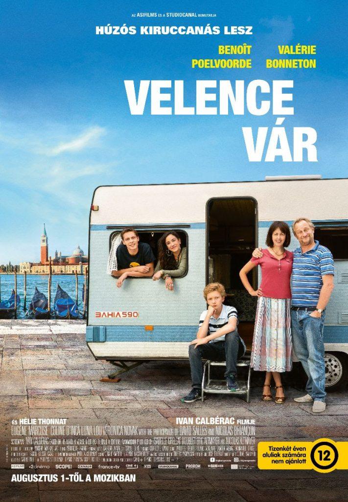 Velence vár (Venice Calling / Venise n'est pas en Italie) 2019
