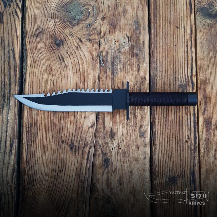 RAMBO – ELSŐ VÉR II. (1985) kés
