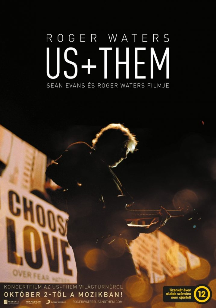 Roger Waters US + THEM koncertfilm