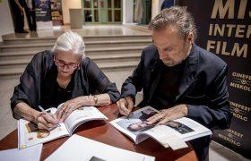 Vanessa Redgrave és Franco Nero