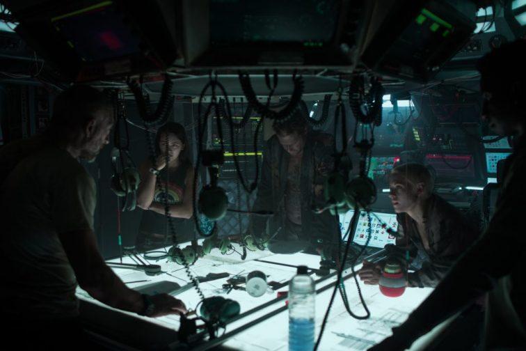 Árok (Underwater) 2020