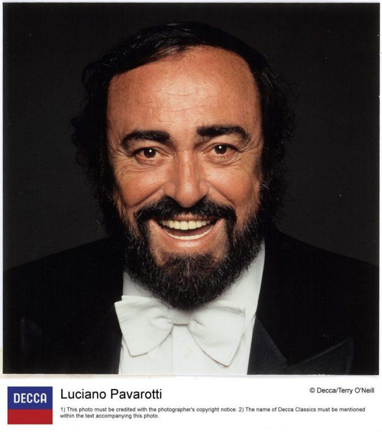 Pavarotti – zenés film a mozikban