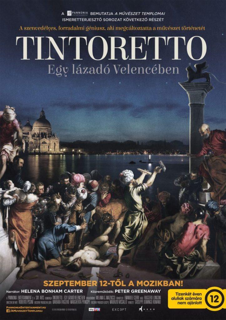 A művészet templomai - Tintoretto: Egy lázadó Velencében