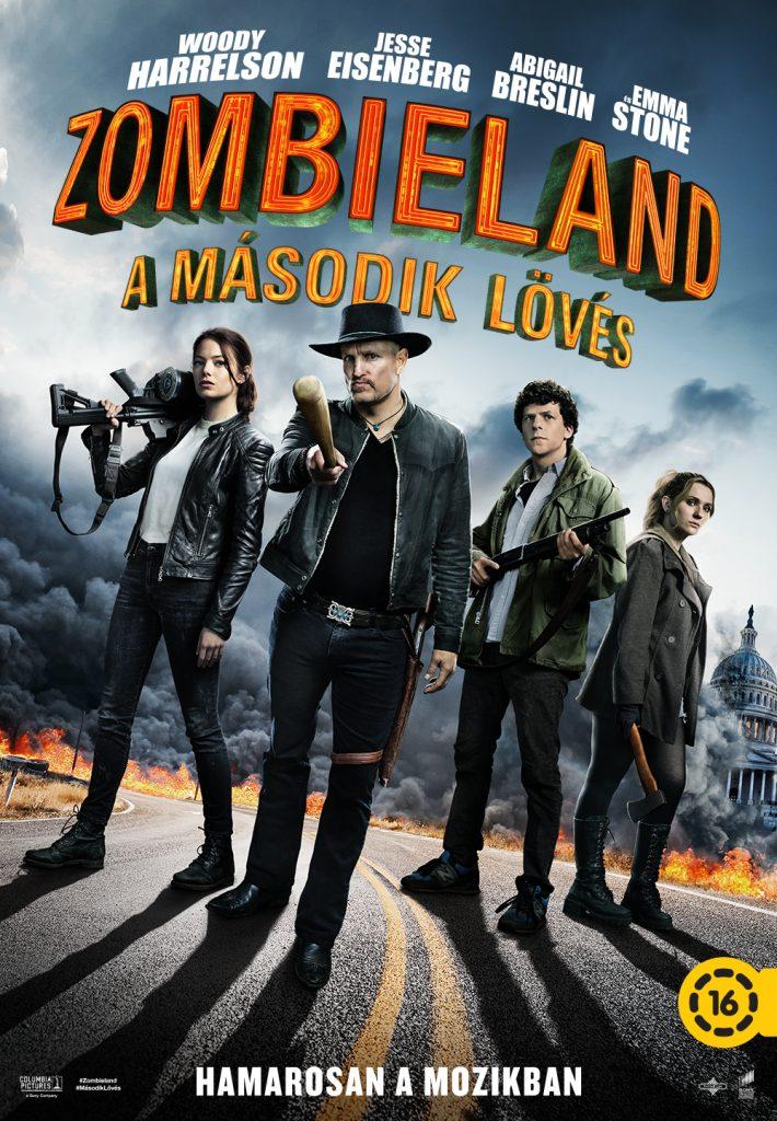 Zombieland – A második lövés (Zombieland: Double Tap) 2019