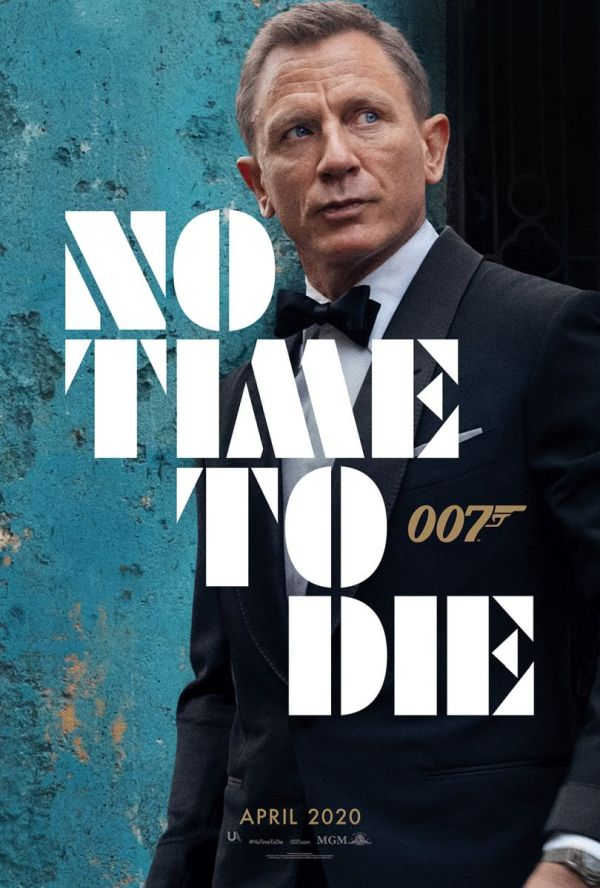 James Bond 25 - No Time To Die