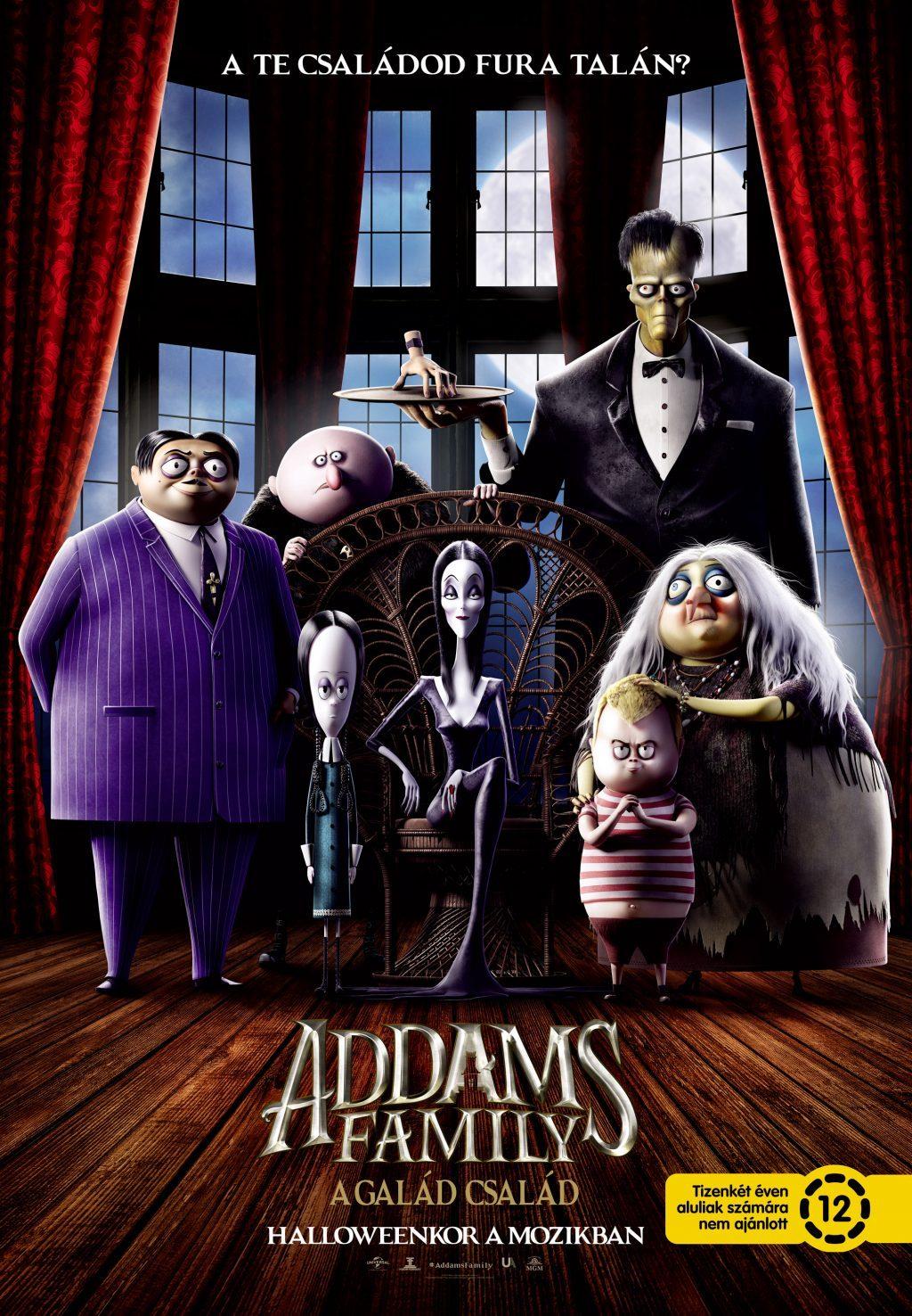 Addams Family – A galád család