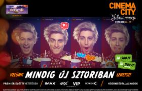 Cinema City Filmünnep 2019