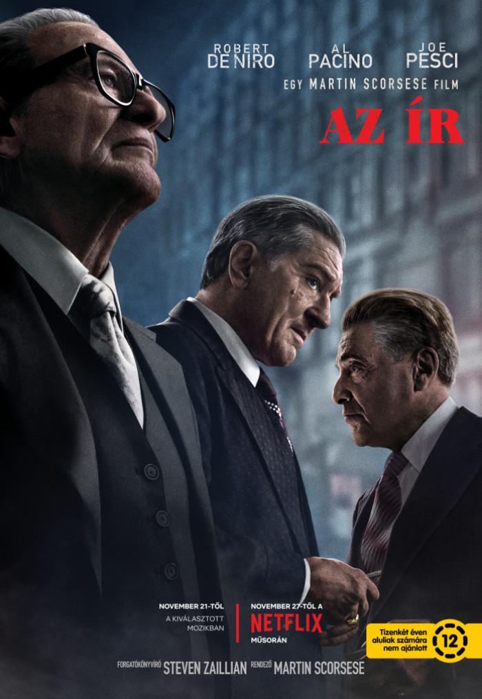 Az ír (The Irishman) 2019