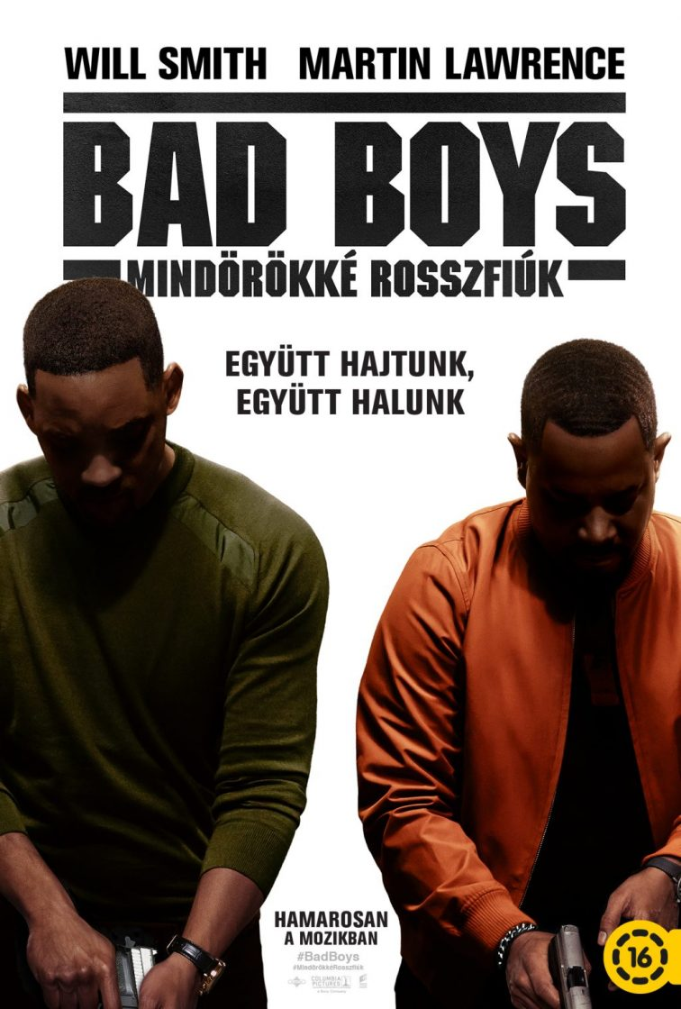 Bad Boys – Mindörökké rosszfiúk (Bad Boys for Life) 2020