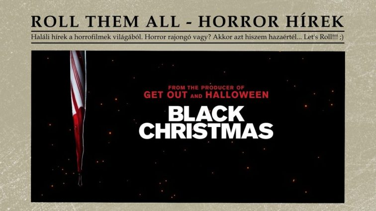 Nemsokára érkezik a Fekete Karácsony 2019-es változata