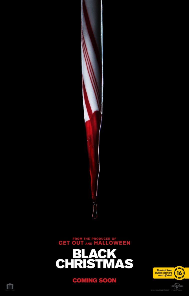 Fekete Karácsony (Black Christmas) 2019