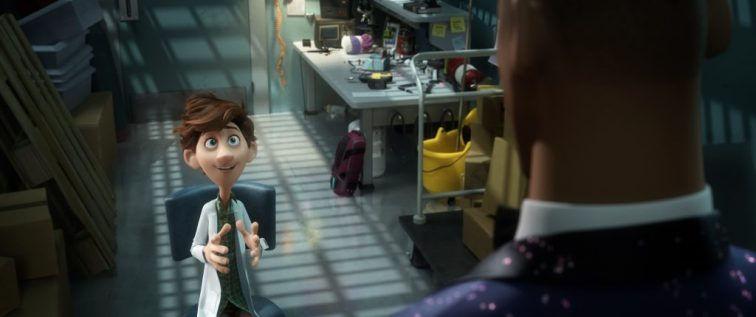 Kémesítve (Spies in Disguise) 2019