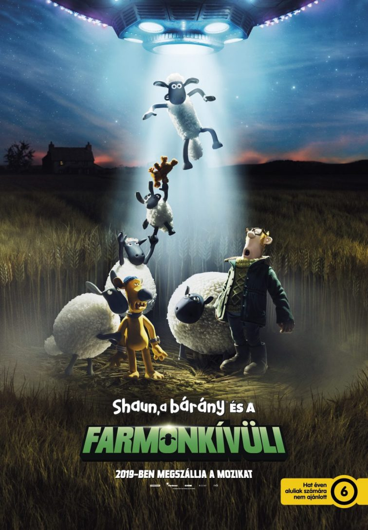 Shaun, a bárány és a farmonkívüli (Shaun the Sheep Movie: Farmageddon) 2019