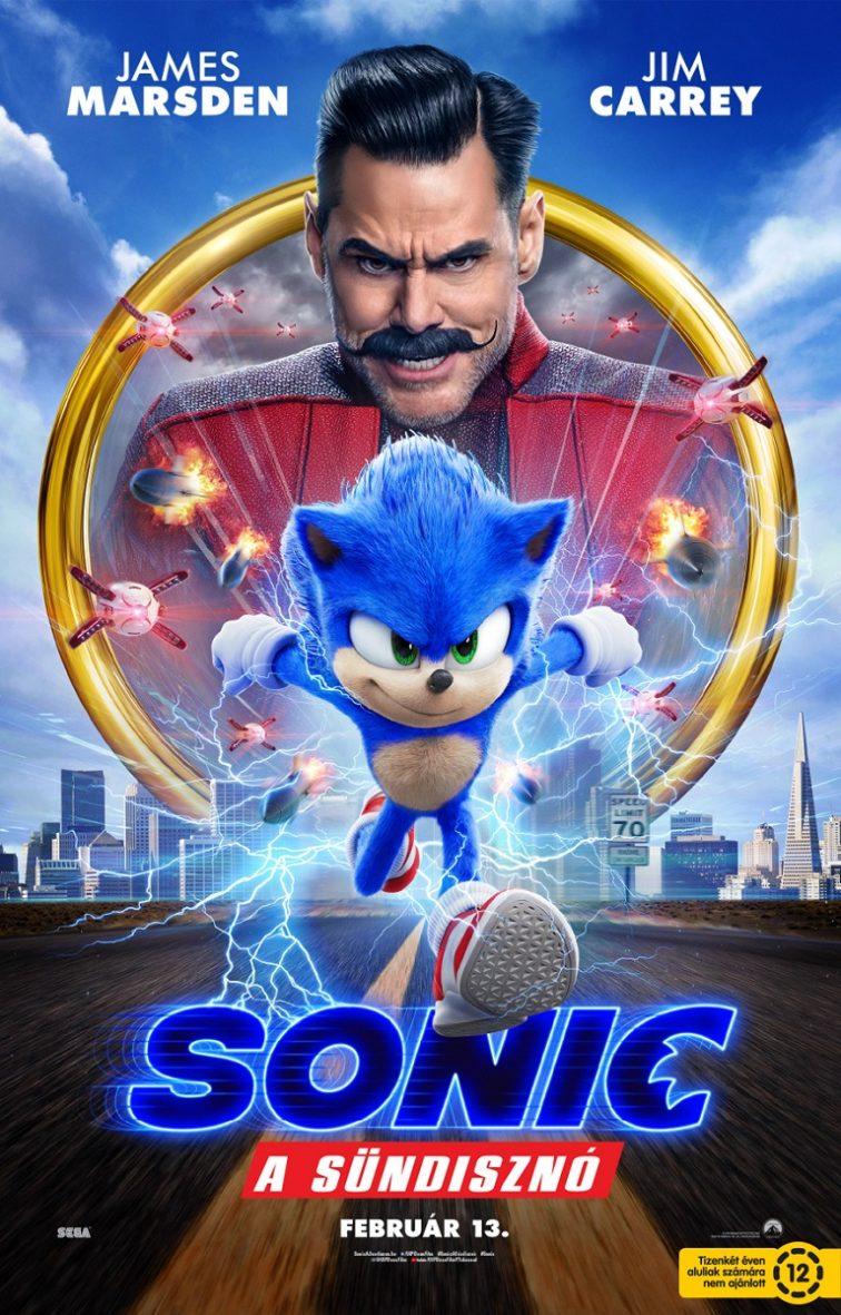Sonic sündisznó