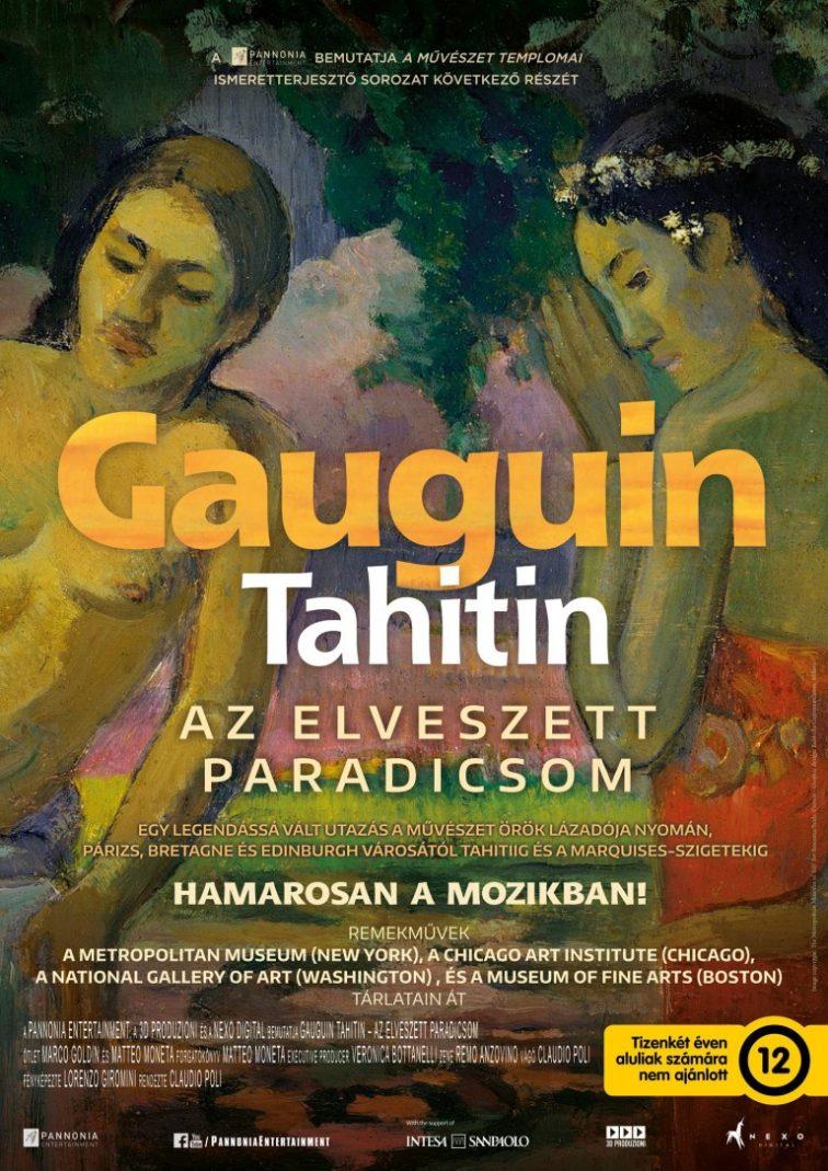 A művészet templomai: Gauguin Tahitin – Az elveszett paradicsom (2019)