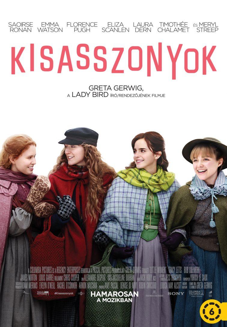 Kisasszonyok (Little Women) 2019