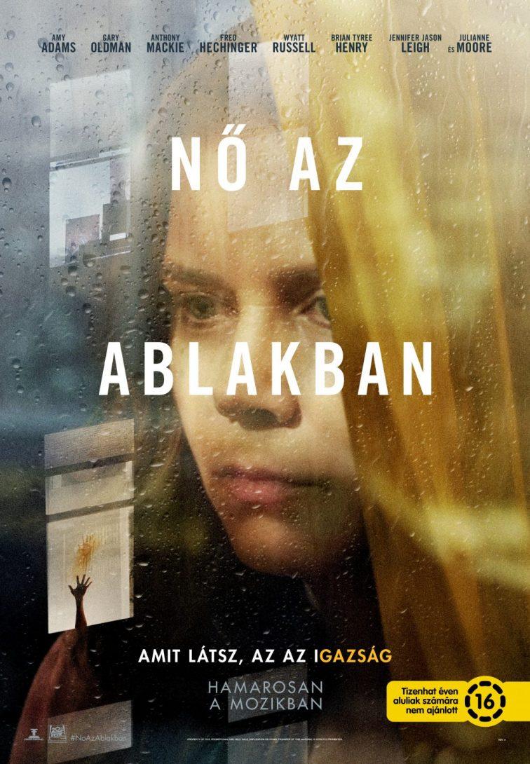 Nő az ablakban (The Woman in the Window) 2020