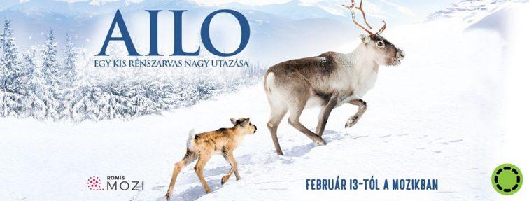 Ailo – Egy kis rénszarvas nagy utazása (Aïlo: Une odyssée en Laponie / A Reindeer's Journey) 2018