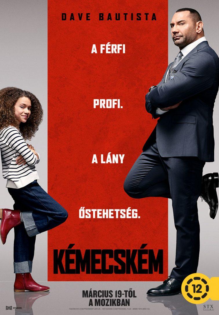 Kémecském (My Spy) 2020