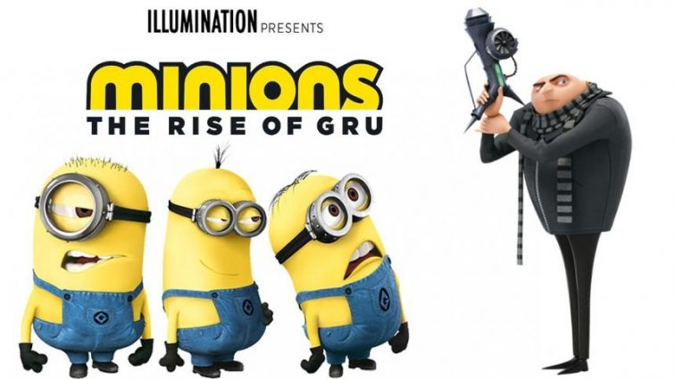 Minions: The Rise of Gru előzetes