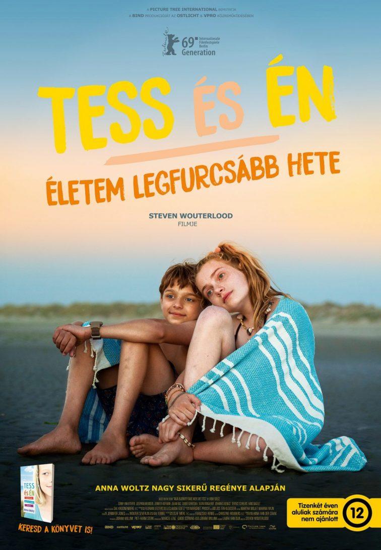 Tess és én – Életem legfurcsább hete (Ma folle semaine avec Tess) 2019