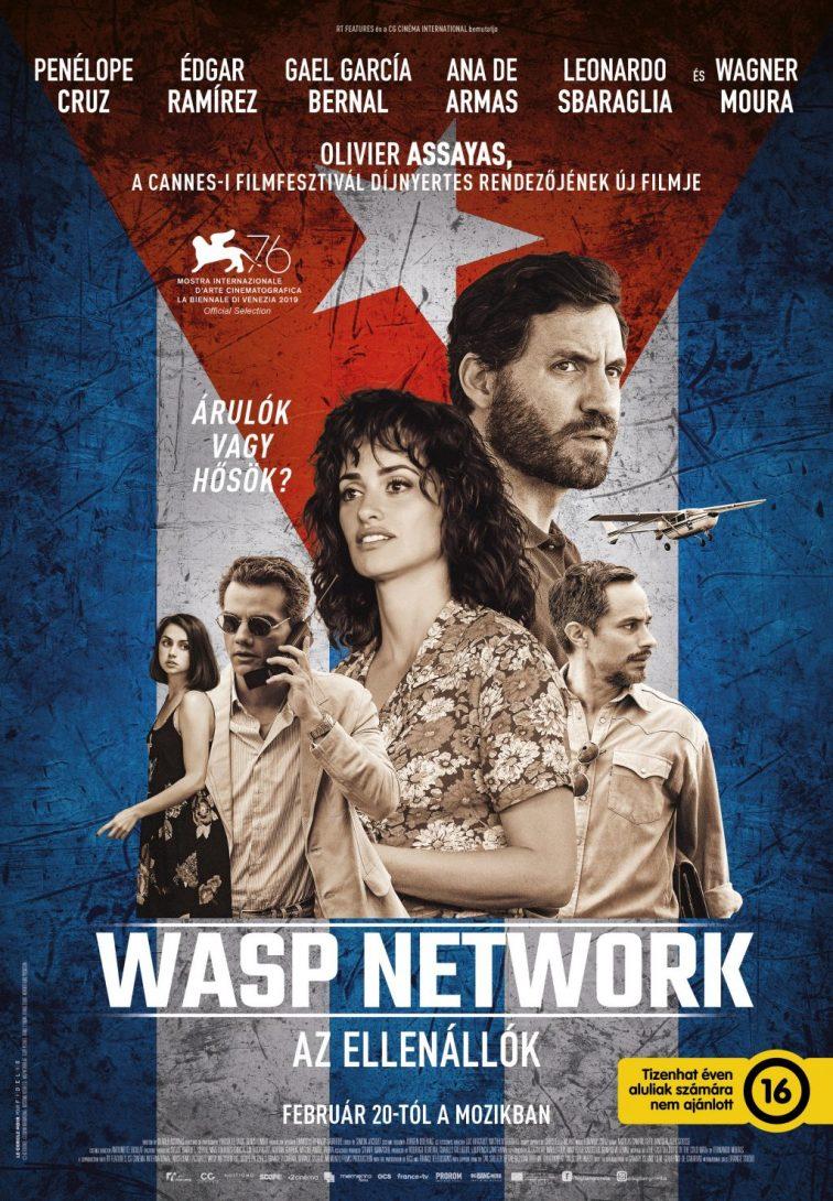 Az ellenállók (Wasp Network) 2019