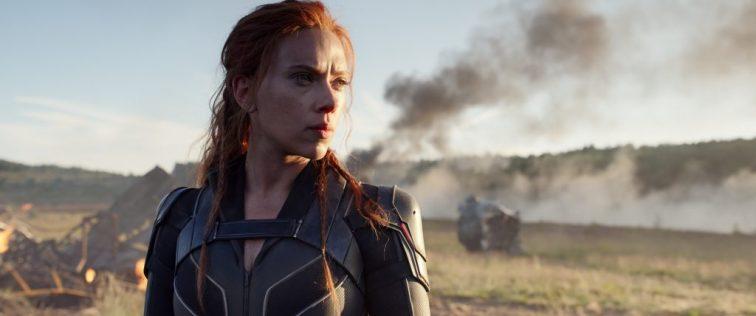 Fekete özvegy (Black Widow) 2020