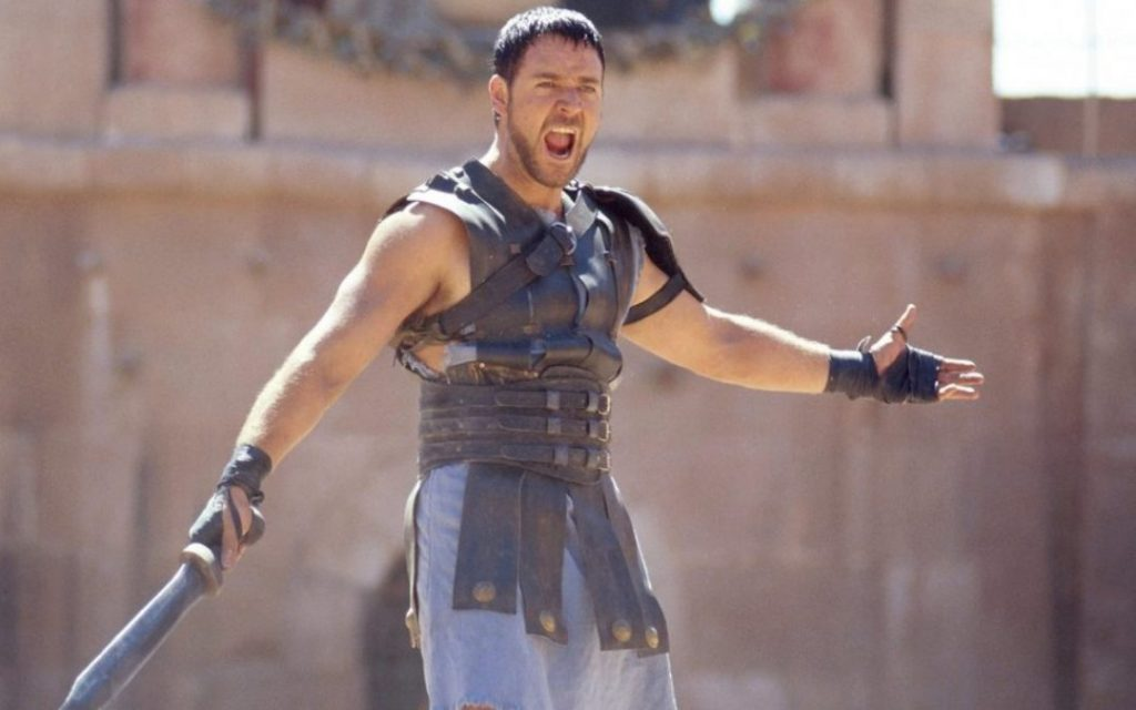 Gladiátor film legjobb jelenetei | 20 éves a film