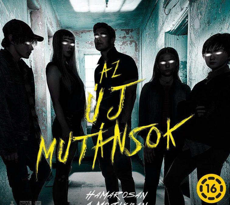 Az új mutánsok (The New Mutants) 2020