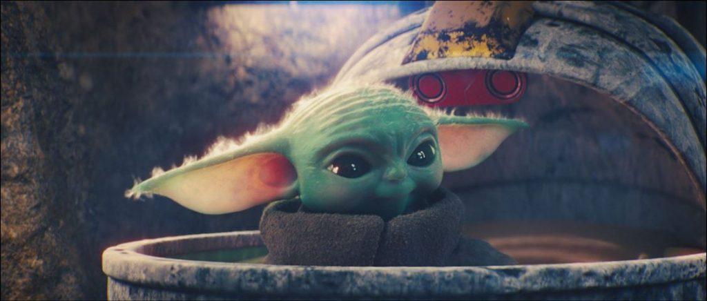 Hamza Károly: Baby Yoda rövid kis története videó