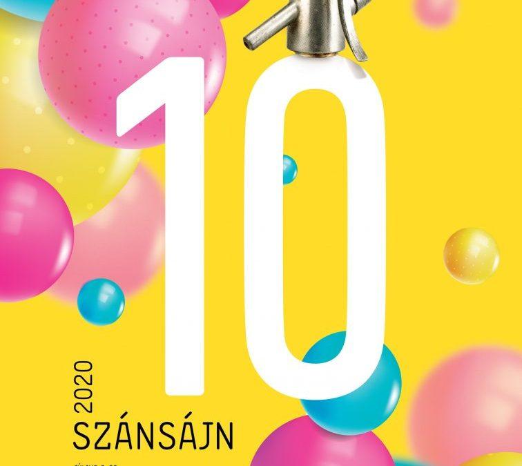 Idén júliusban is lesz Szánsájn fesztivál a Cirko-Gejzír moziban
