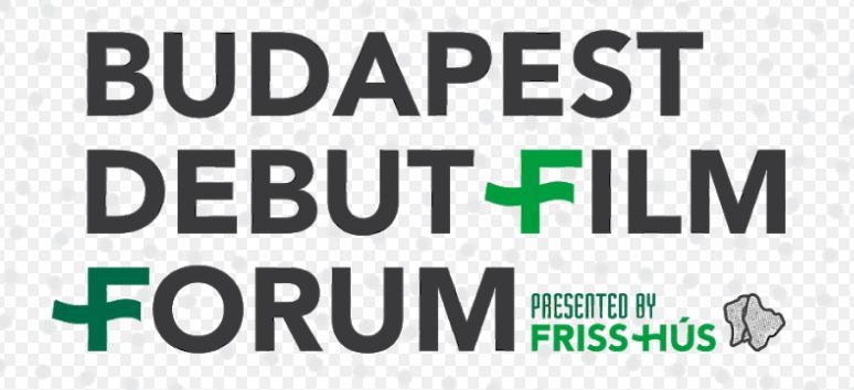 Két magyar projektet is beválogattak a Budapest Debut Film Forumra