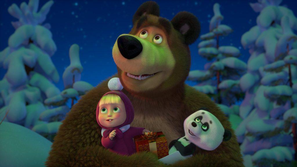 Augusztusban érkezik a mozikba a Masha és a Medve: Masha dalai!