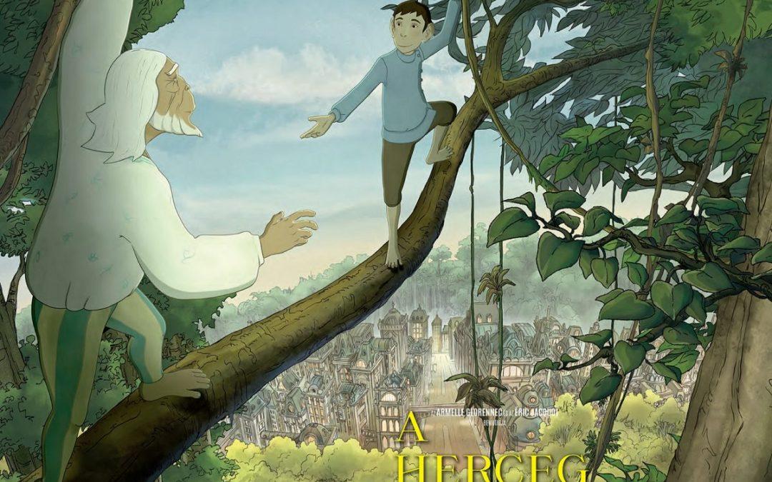 A herceg utazása (Le voyage du prince / The Prince's Voyage) 2019