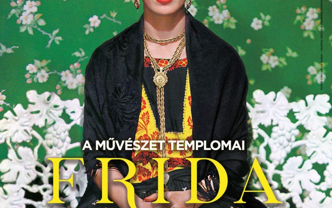 A művészet templomai: Frida Kahlo