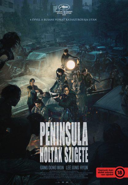 Peninsula – Holtak szigete (Peninsula) 2020