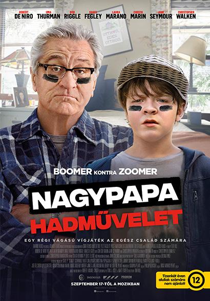 Nagypapa hadművelet (War with Grandpa) 2020