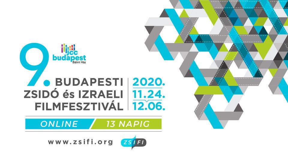 9. Budapesti Zsidó és Izraeli Filmfesztivál