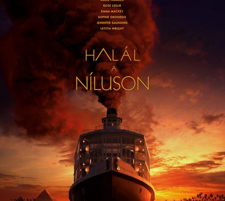 Halál a Níluson (Death on the Nile) 2020