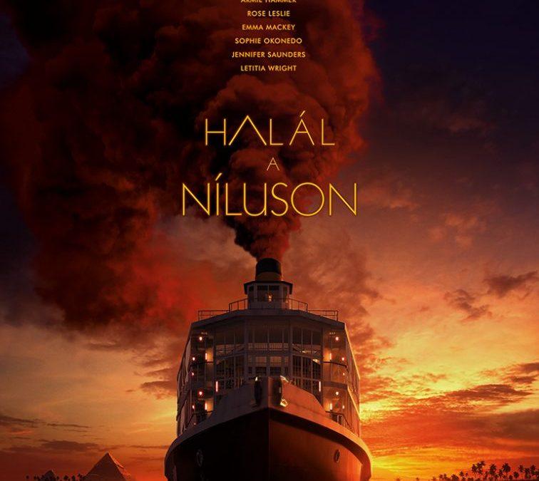 Halál a Níluson (Death on the Nile) 2020
